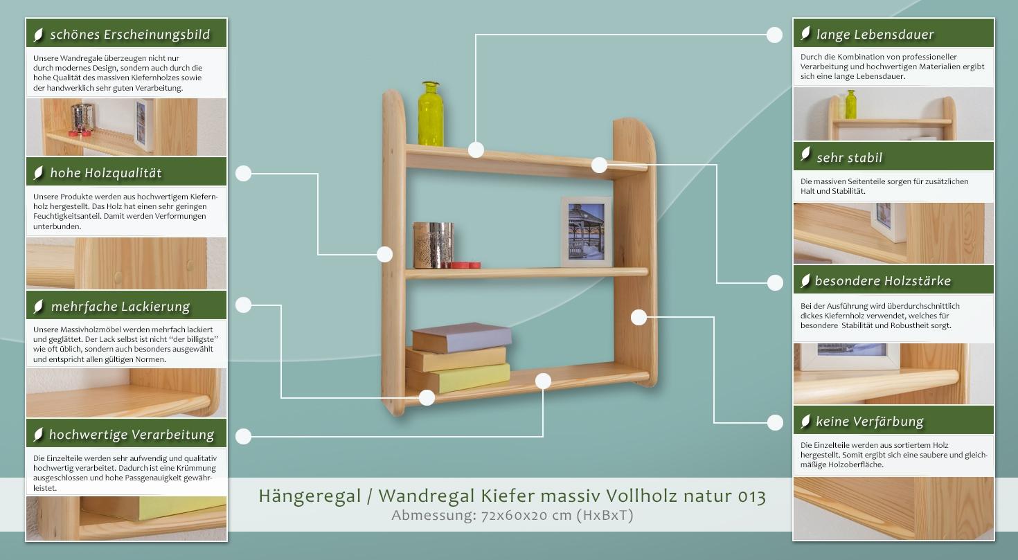 kiefer regal 60 cm breit. Black Bedroom Furniture Sets. Home Design Ideas