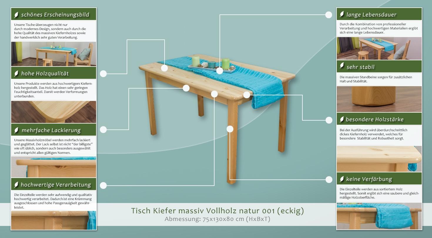 Bezaubernd Esstisch 130x80 Ideen Von Zum Vergrößern Auf Das Bild Klicken!