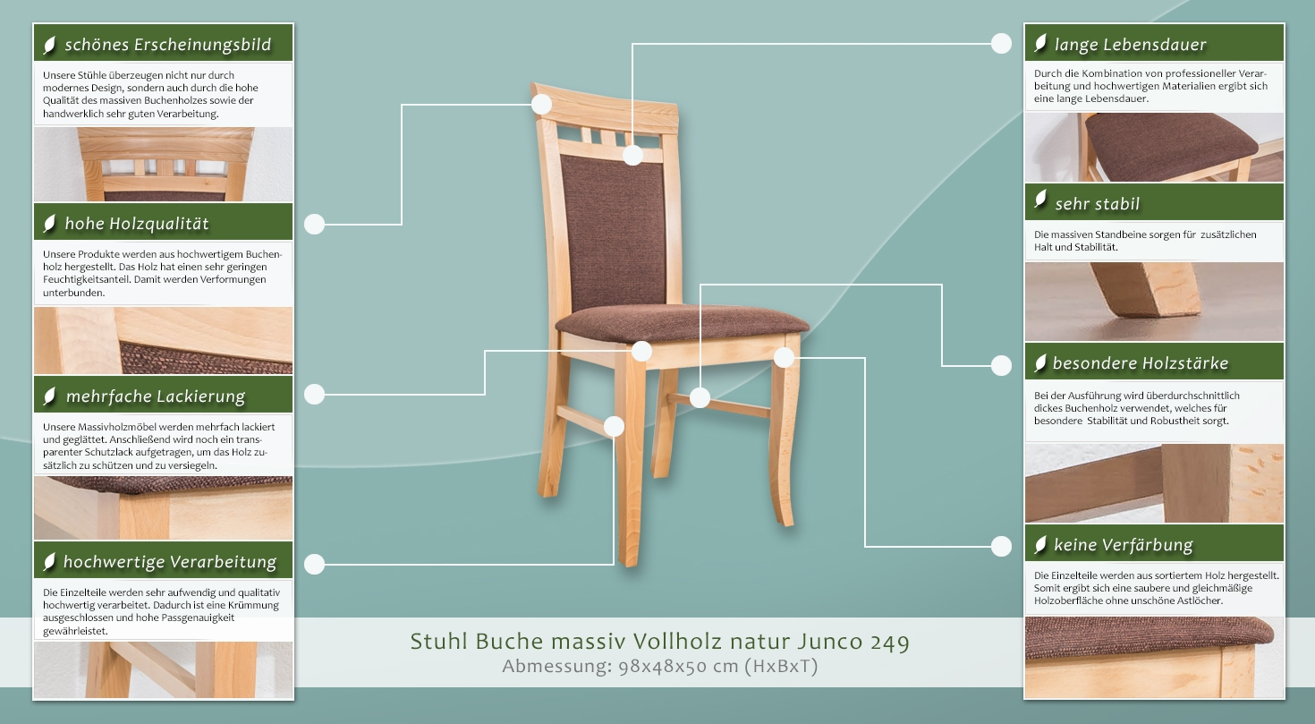 Stuhl Buche Massiv. Best Stuhl Buche Massiv Neu Stuhl Jord Wei Buche ...