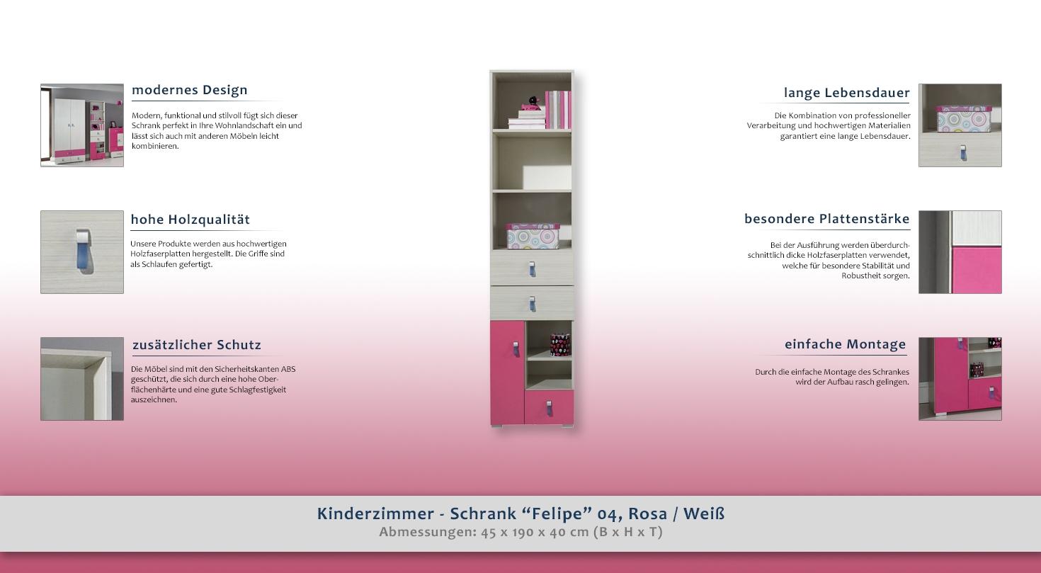Kinderzimmer - Schrank \