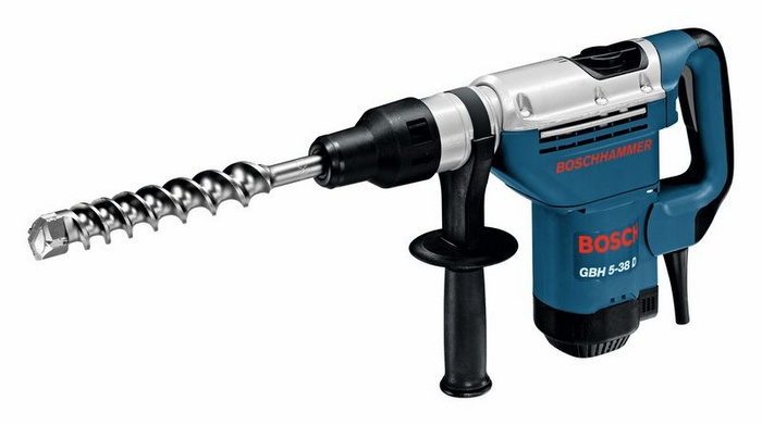 Bosch Bohrhammer GBH 5-38 D