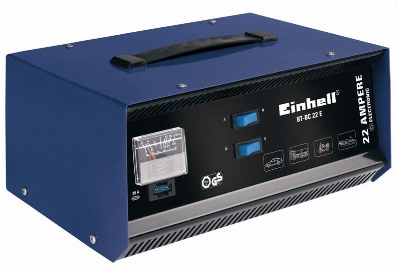 Einhell Batterie-Ladegerät BT-BC 22 E