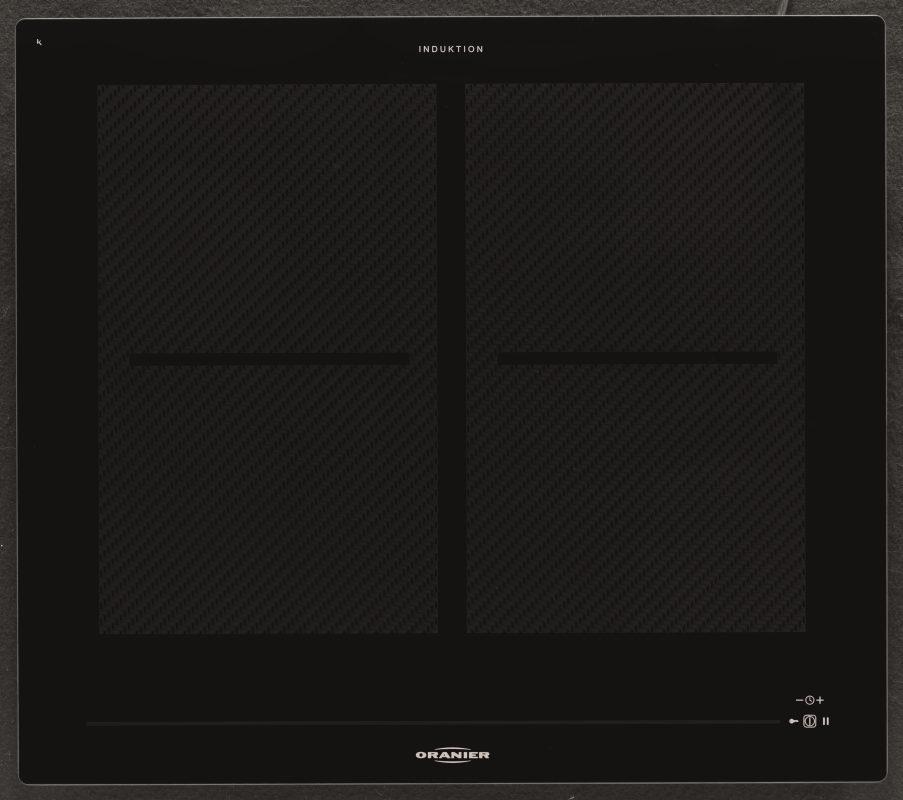 Oranier Induktions-Kochfeld (rahmenlos) FLI 2068 SL+