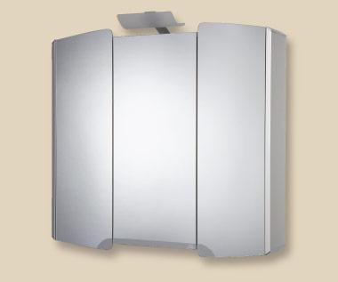Jokey Spiegelschrank TriALU - Farbe= aluminium