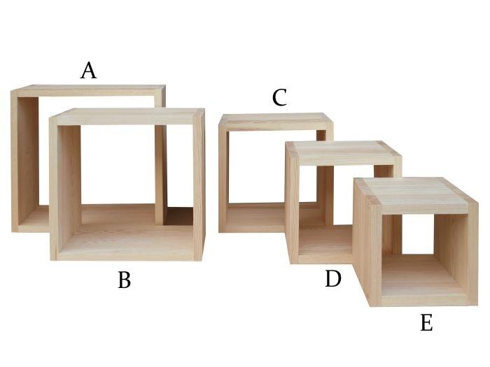 wandregal kiefer natur sonstige preisvergleiche. Black Bedroom Furniture Sets. Home Design Ideas