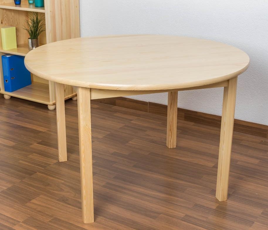 Designer tisch rund holz sonstige preisvergleiche for Tisch vollholz design
