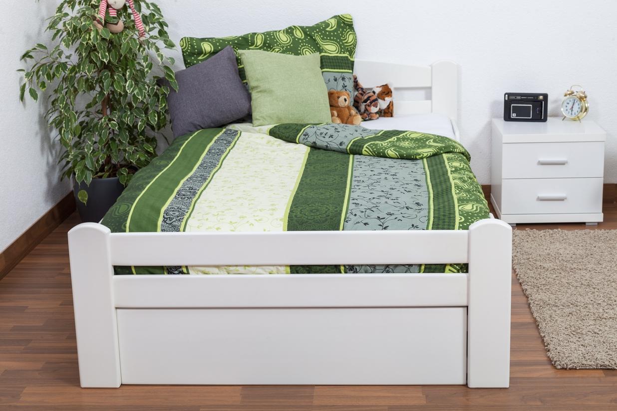 bett mit bettkasten 120 x 200 preisvergleiche. Black Bedroom Furniture Sets. Home Design Ideas