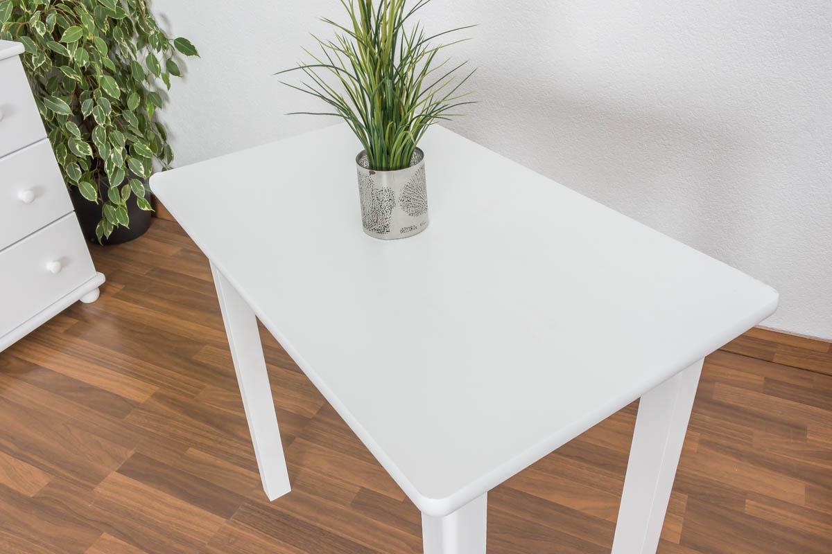 kleiner tisch wei. Black Bedroom Furniture Sets. Home Design Ideas