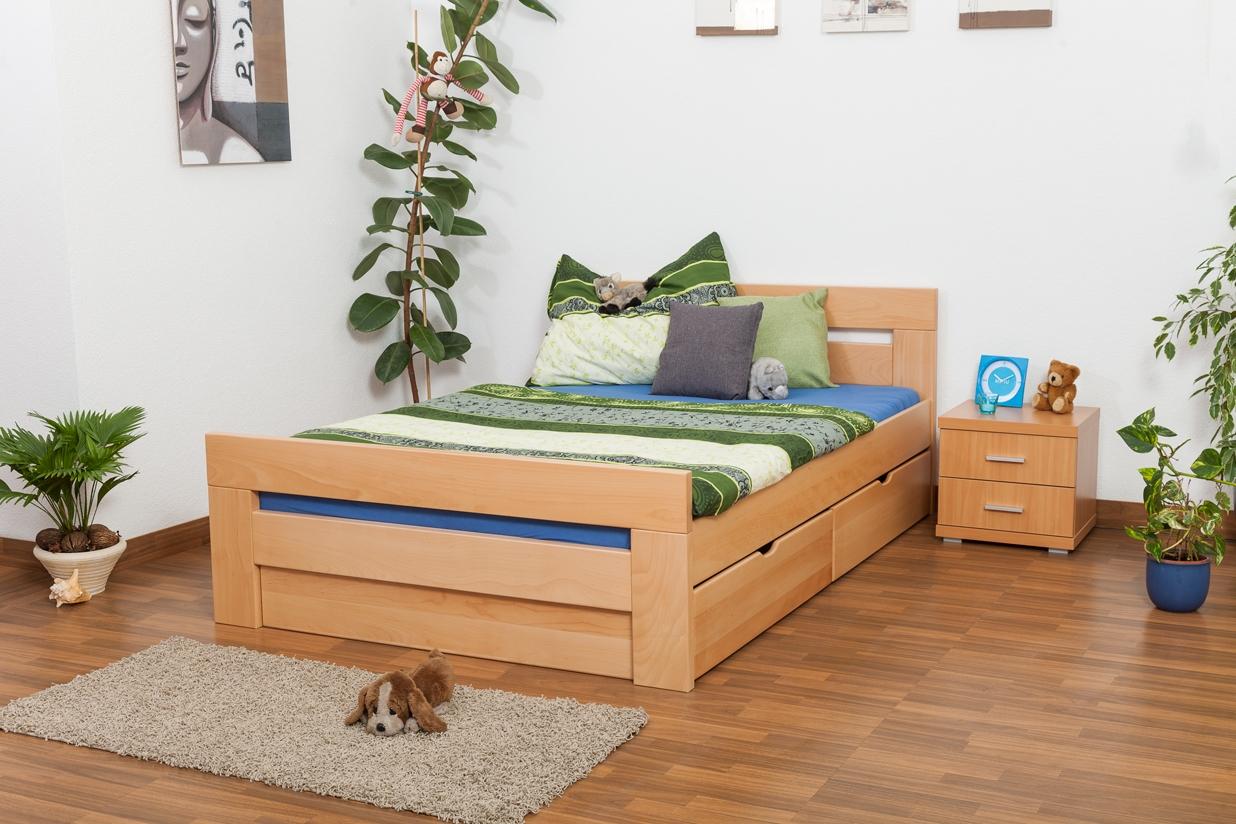 kinderbett mit schubladen preisvergleiche erfahrungsberichte und kauf bei nextag. Black Bedroom Furniture Sets. Home Design Ideas