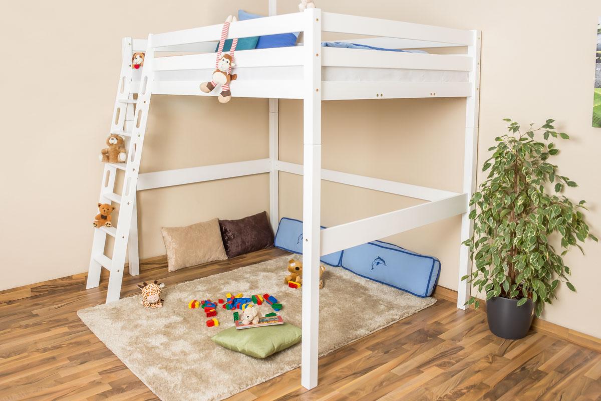 hochbett 140 x 200 sonstige preisvergleiche. Black Bedroom Furniture Sets. Home Design Ideas