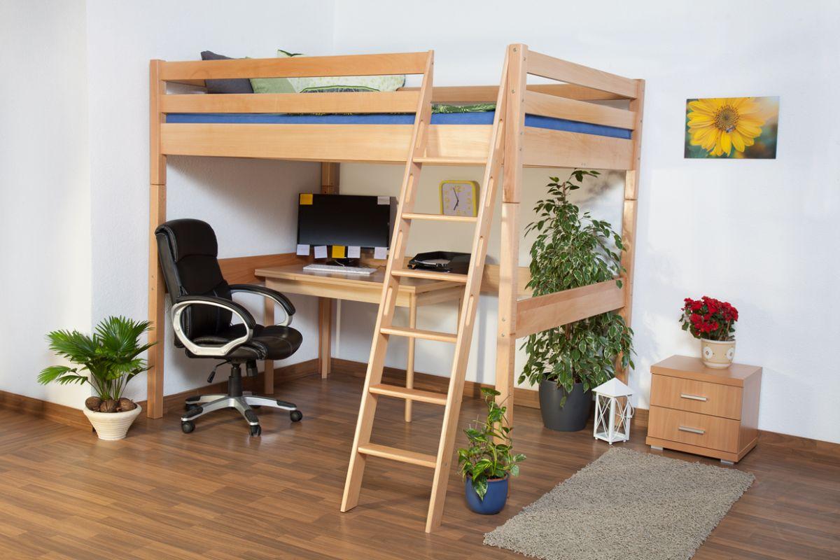 hochbett 140x200 sonstige preisvergleiche erfahrungsberichte und kauf bei nextag. Black Bedroom Furniture Sets. Home Design Ideas