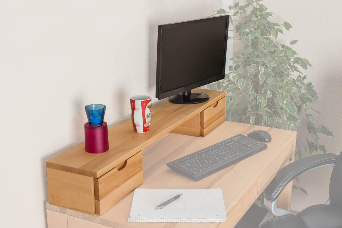 schreibtisch mit aufsatz sonstige preisvergleiche. Black Bedroom Furniture Sets. Home Design Ideas