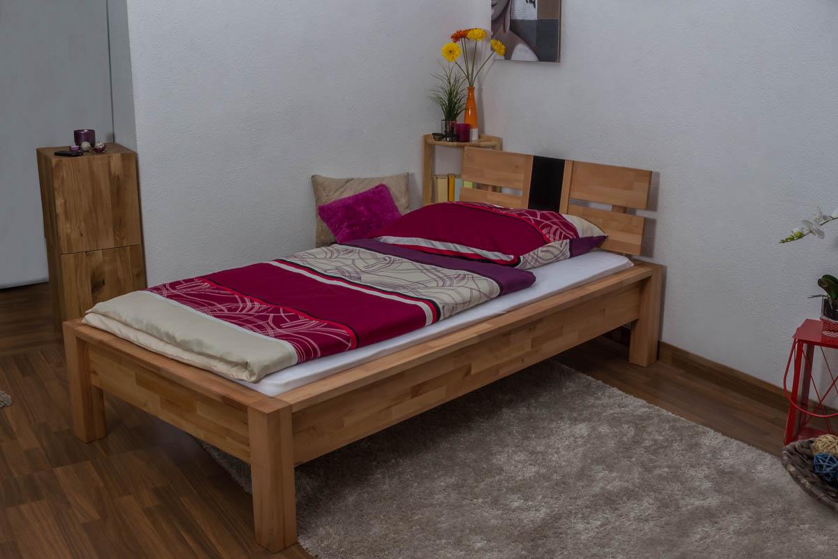 bett 120x200 mit lattenrost und matratze preisvergleiche. Black Bedroom Furniture Sets. Home Design Ideas
