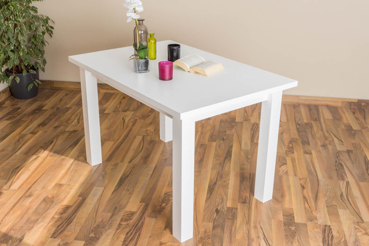 Esstisch 120 cm simple wohnling design rund cm x cm for Tisch vollholz design