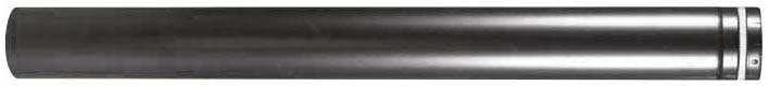 Oranier Pellet-Rohr - Ø 100 mm - Länge: 750 mm - Abverkauf: Nur solange Vorrat reicht!