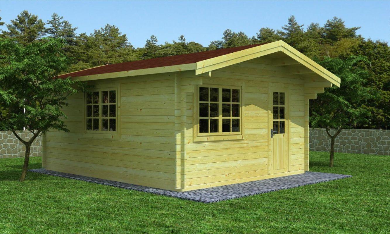 gartenhaus 44mm preisvergleiche erfahrungsberichte und. Black Bedroom Furniture Sets. Home Design Ideas