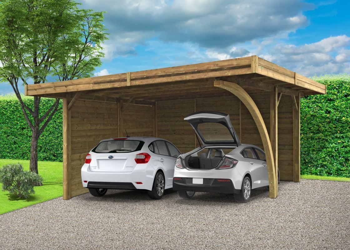 gartenh user carport. Black Bedroom Furniture Sets. Home Design Ideas