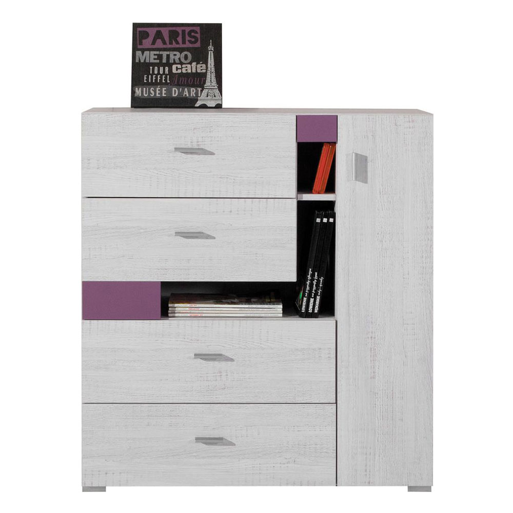 kommode 50 cm tief ikea schrank 50 cm tief kommode florida breite 60 cm online kaufen kommode. Black Bedroom Furniture Sets. Home Design Ideas