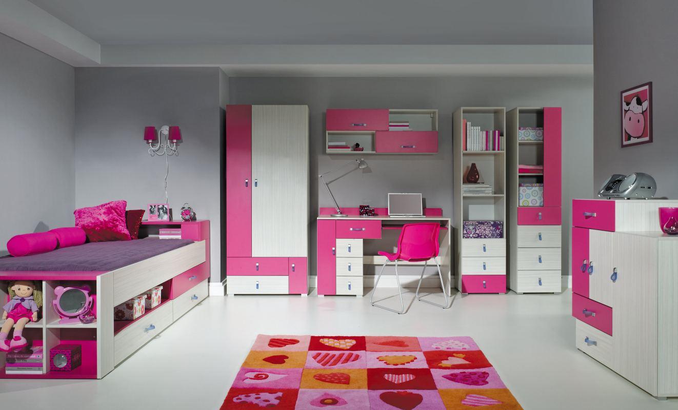 hochbett mit schreibtisch und schrank preisvergleiche. Black Bedroom Furniture Sets. Home Design Ideas