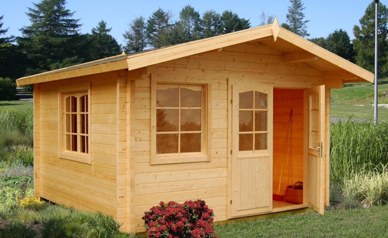 blockbohlenhaus 70mm. Black Bedroom Furniture Sets. Home Design Ideas