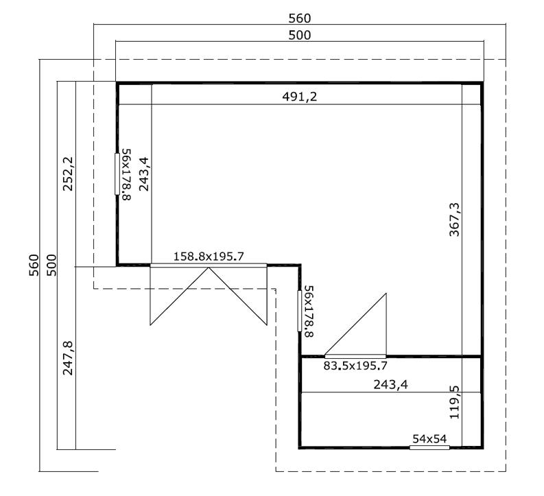 moderne hauser skizze beste bildideen zu hause design. Black Bedroom Furniture Sets. Home Design Ideas
