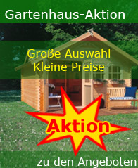 GARTENHAUS-AKTION