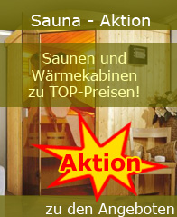 Sauna Aktion
