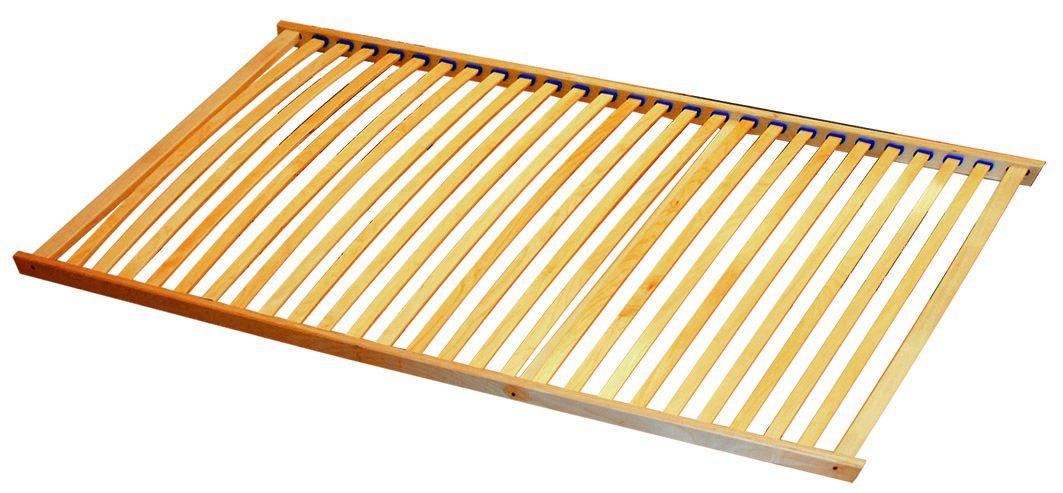 Rahmenlattenrost 04 für Doppelbett - Liegefläche: 140 x 200 cm (B x L)