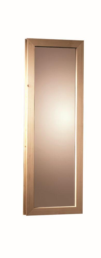Fenster 1, bronziert - 40 mm