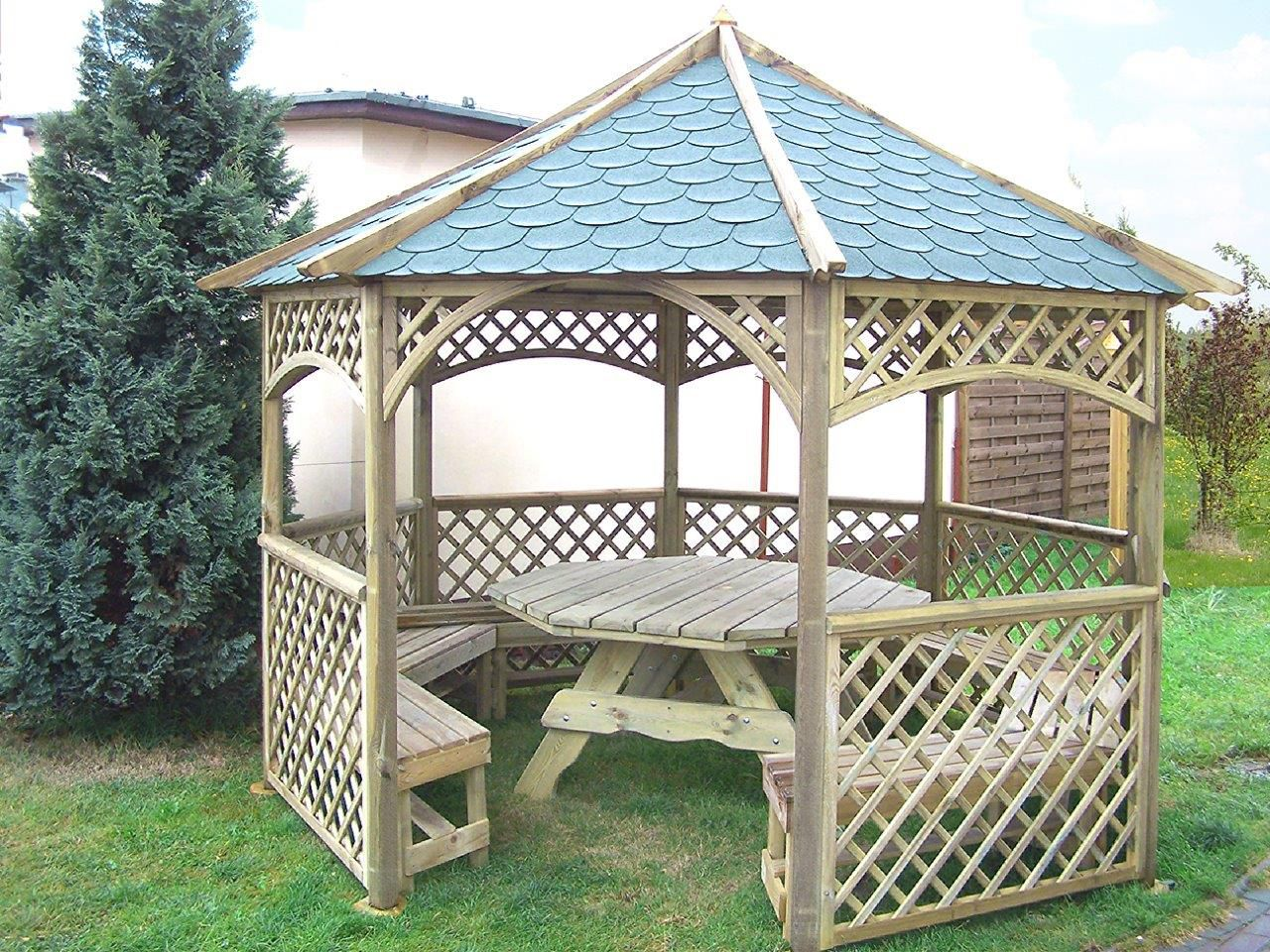 Pavillon Vitalba - Ø 350 cm