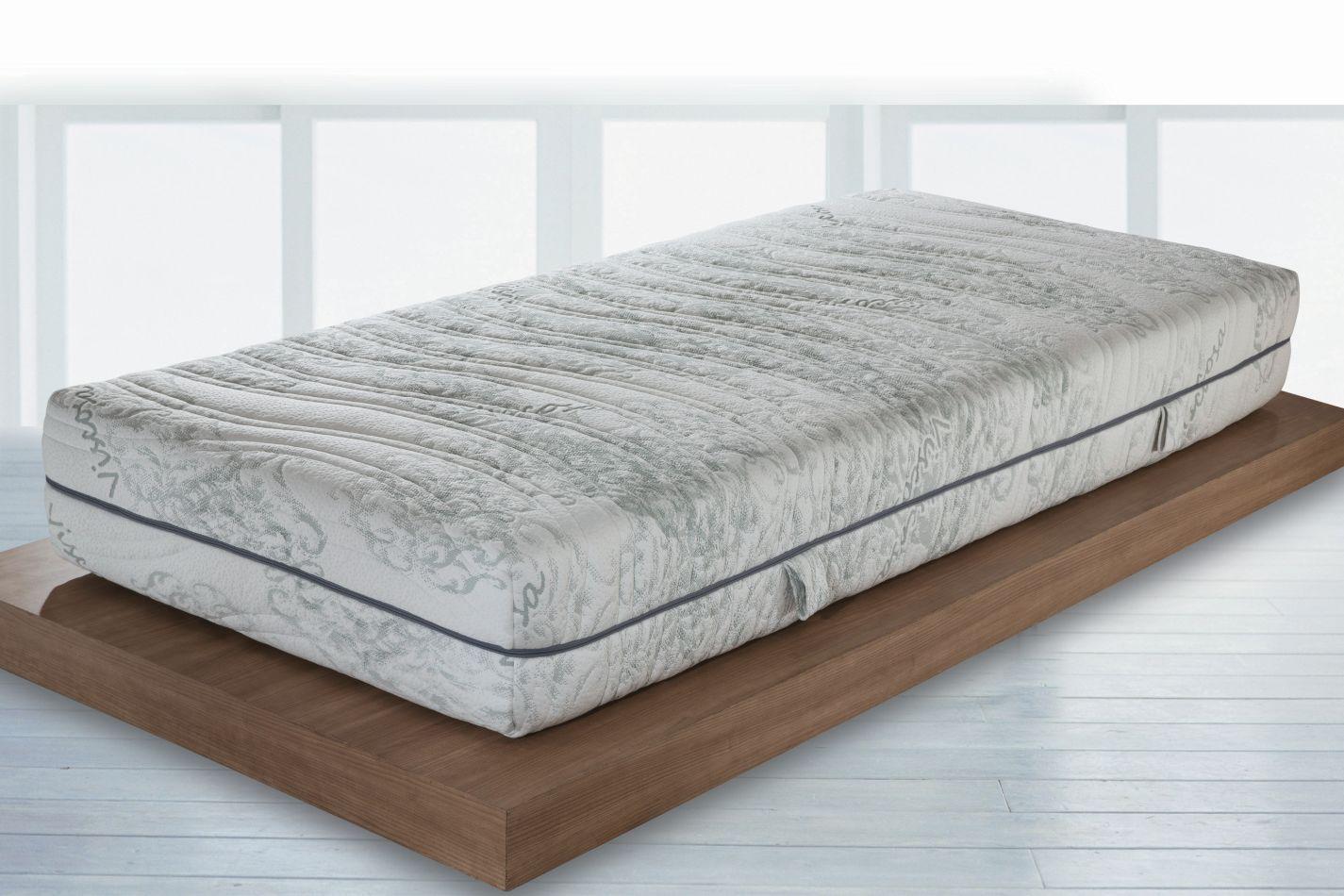 Matratze Balance Plus mit Taschen Federkern  - Abmessungen: 100 x 200 cm