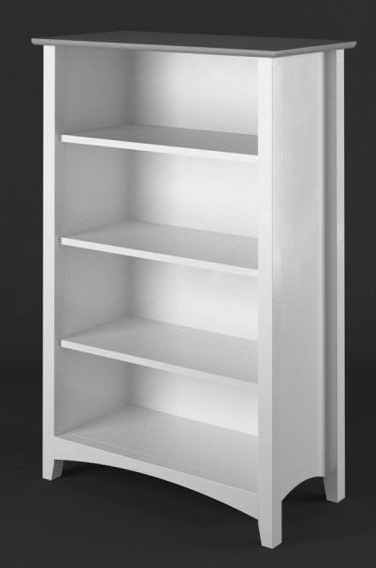 Esstisch Kiefer Vollholz massiv weiß grau Lagopus 13 Abmessungen: 80 x 60 cm (B x T)