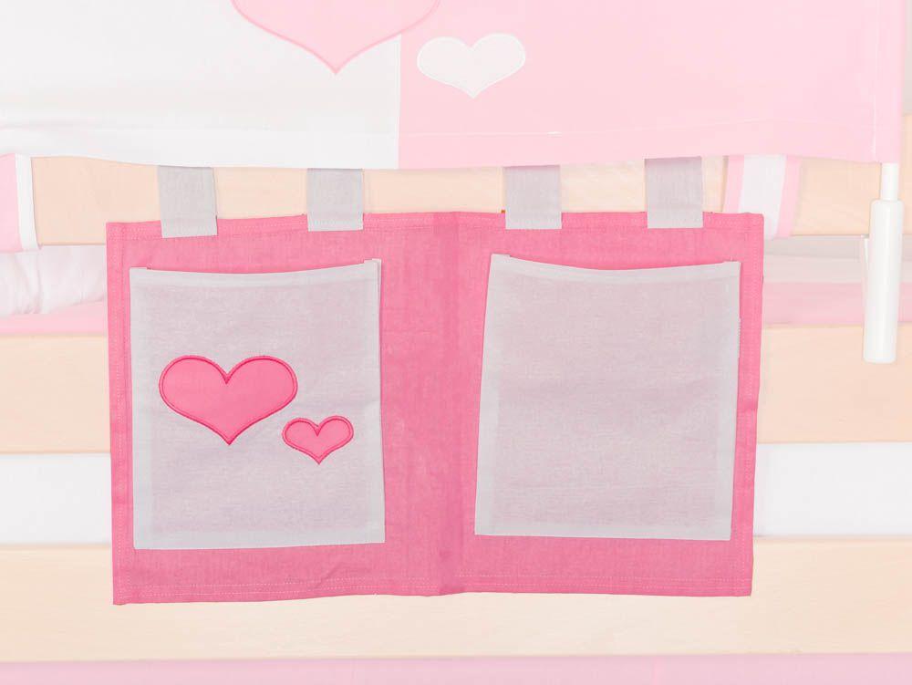 Motiv - Stofftasche - Farbe: Herz