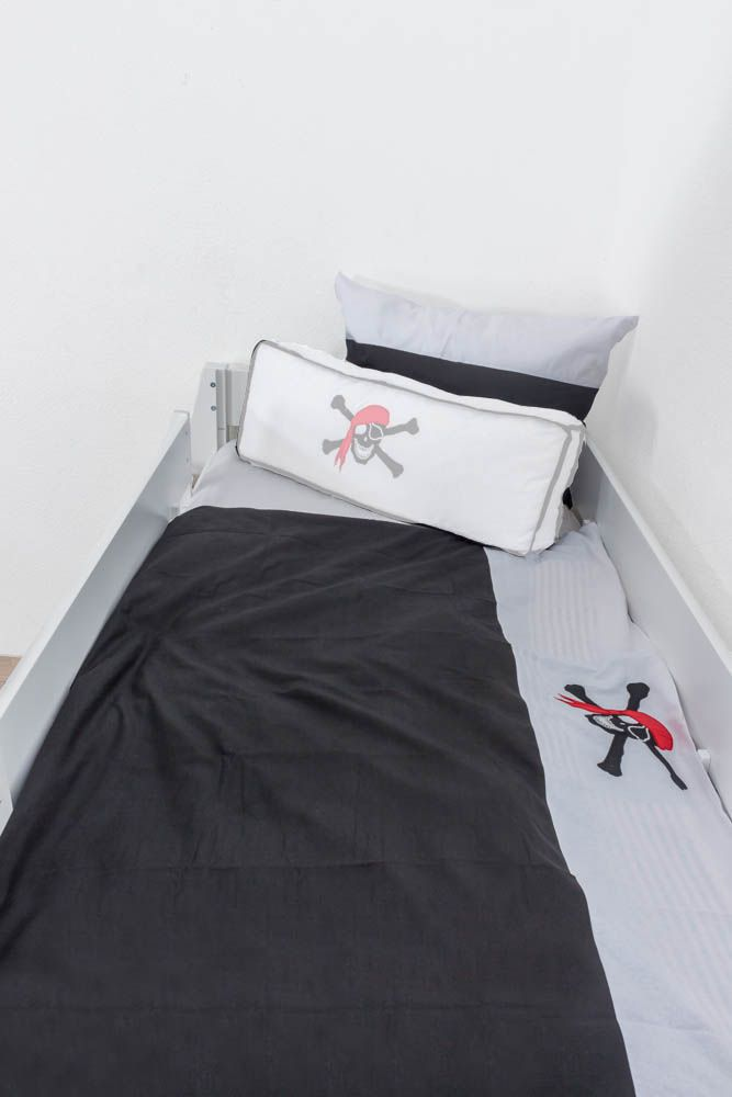 Motiv - Kinder - Bettwäsche 2-teilig - Farbe: Pirat