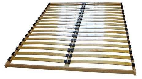 Lattenrost 04 für Doppelbett - Abmessungen: 160 x 200 cm