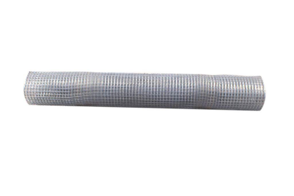 Wühlmausgitter verzinkt - Maße: Breite: 101 cm, Länge: 5 m