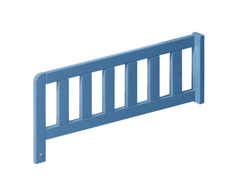 Absturzsicherung Justus 17, Farbe: Kiefer Blau - Abmessungen: 30 x 80 x 3 cm (H x B x T)