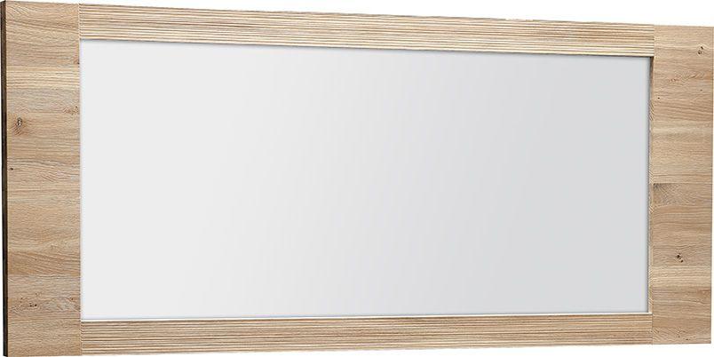 """Spiegel """"Delphi"""" Wildeiche natur 28, teilmassiv - 70 x 160 x 4,5 cm (H x B x T)"""
