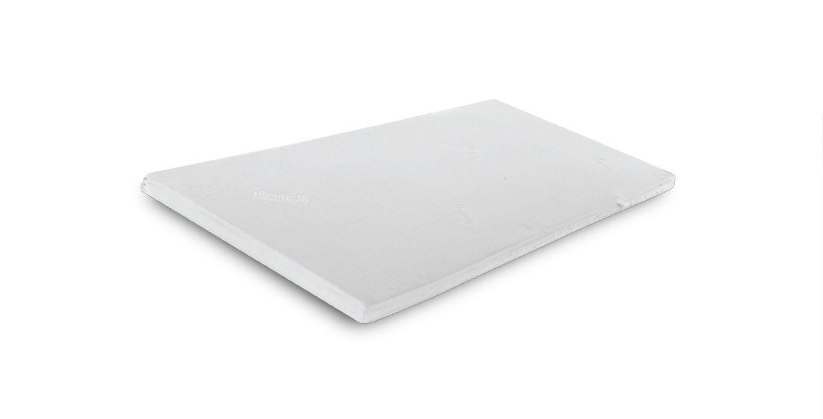 Matratzenschoner Memory, Material: Memory Schaum 6, Maße: 90 x 190 cm (B x T)