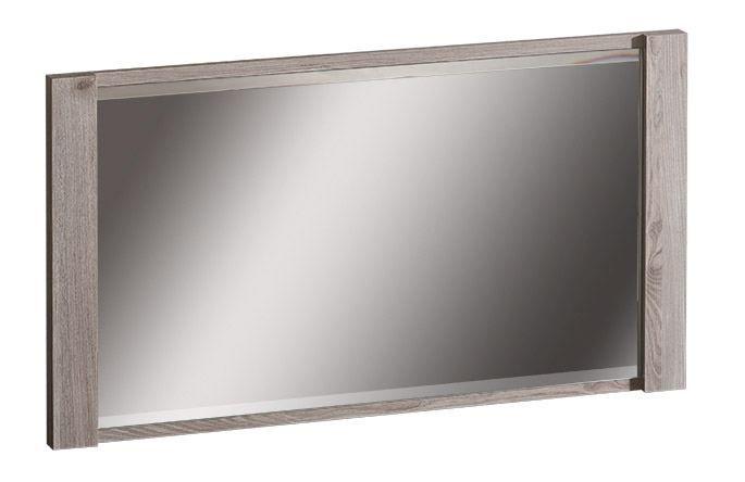Spiegel Cavalla 14, Farbe: Eiche Braun - Abmessungen: 54 x 96 x 4 cm (H x B x T)