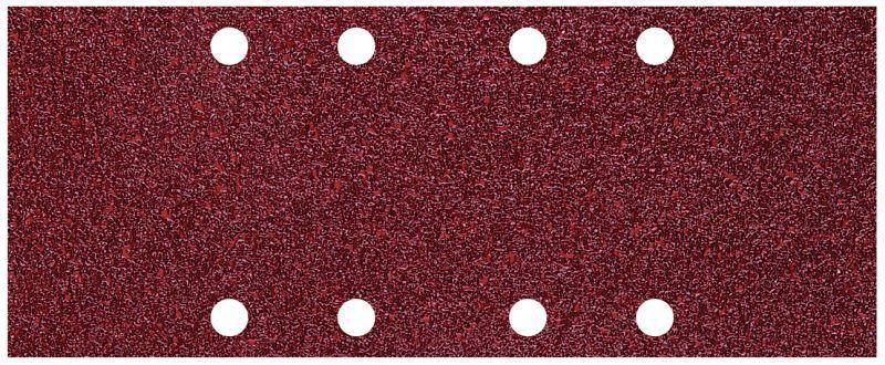 Wolfcraft Schleifstreifen Korund 93 x 230 mm, gelocht
