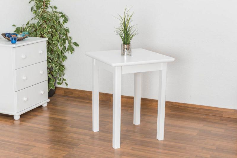 Tisch weiß
