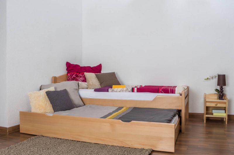 Bett mit Bettkasten