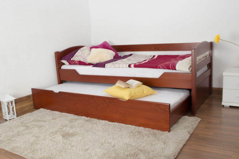 Jugendbett mit Bettkasten