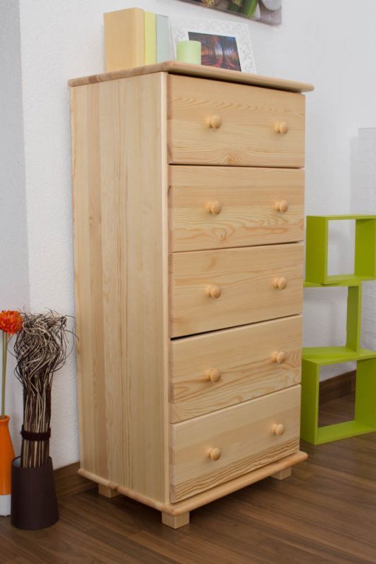 Kommode Holz massiv 60 cm