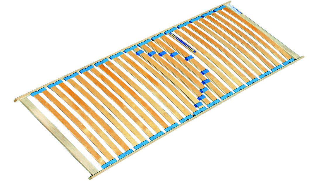 Rahmenlattenrost 08 für Doppelbett - Liegefläche: 140 x 200 cm (B x L)