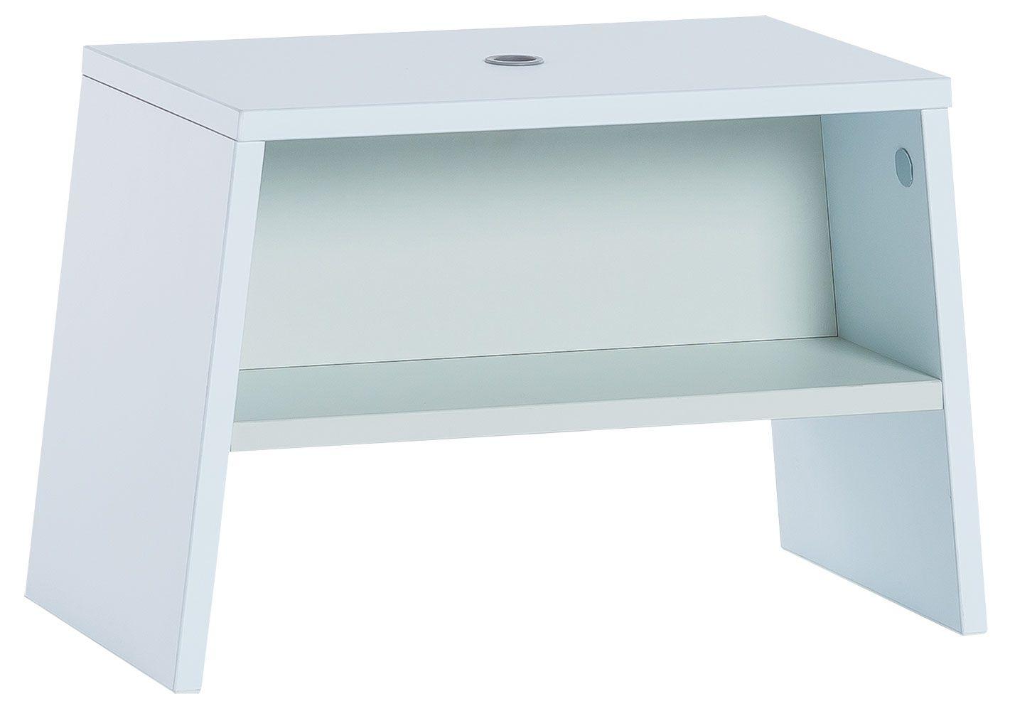 Kinderhocker Irlin 06, Farbe: Blau / Grün - Abmessungen: 31 x 46 x 25 cm (H x B x T)