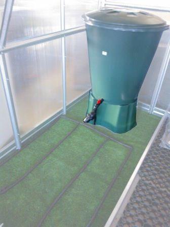 Wassertank 210 Liter