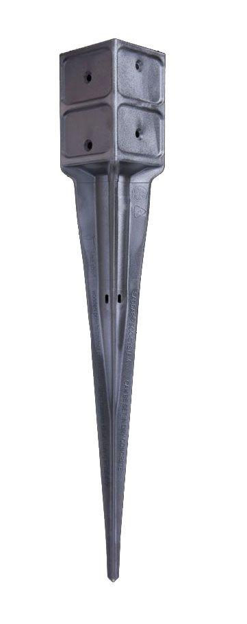 Pfostenschuh - Maße: 9 x 9 cm