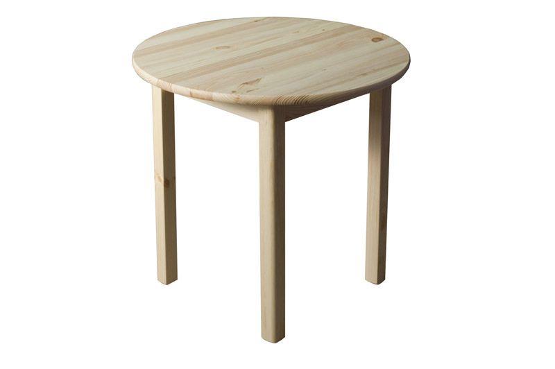 Tisch rund 80 cm